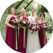Cheap Red Bridesmaid Dresses Montreal