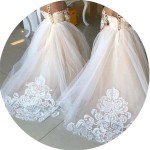 Cheap Lace Flower Girl Dresses Montreal